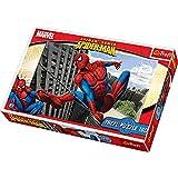 Trefl - Puzzle de madera Spiderman de 160 piezas