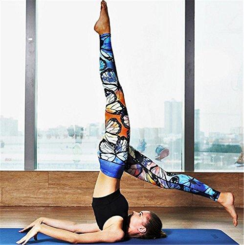 Jolie femme serrés pantalons stretch yoga / pantalon de sport / Autres couleurs C
