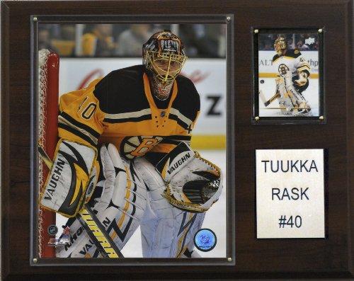C & I Collectables NHL Tuukka Rask Boston Bruins Spielerschild