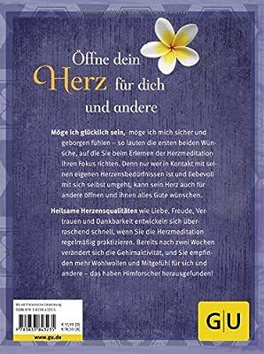 Buddhas Herzmeditation (mit Audio-CD): Mit Achtsamkeit zu Selbstliebe und Mitgefühl (GU Text-Ratgeber)