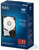 WD 1 TB NAS Desktop Hard Disk Drive (Intellipower SATA 6 Gb/s 64 MB Cache) - 3.5 inch, Red