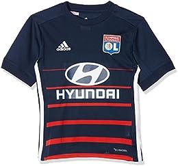 segunda equipacion Olympique Lyonnais online