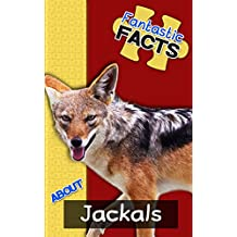 Fantastic Facts About Jackals: Illustrated Fun Learning For Kids (English Edition)