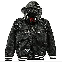 Lilliput Boys Jackets (8907264011211_Black_5-6 Years)