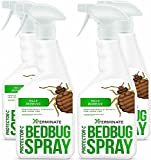 Xterminate Bed Bug Killer Spray, Used By Professionals, For Home Use, Bedrooms, Mattresses