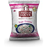 India Gate Basmati Rice Pouch, Feast Rozzana, 1kg