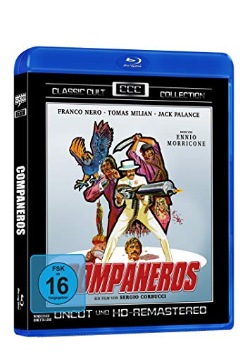 Companeros - Classic Cult Collection [Blu-ray]