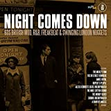 Night Comes Down-60's British Mod,R&B,Freakbeat