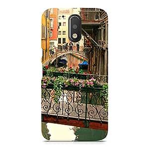 Hamee Designer Printed Hard Back Case Cover for LG V20 Design 596