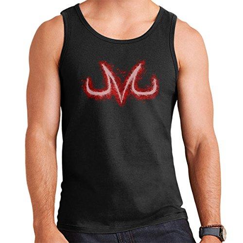 Majin Splatter Buu Dragon Ball Z Men's Vest Black