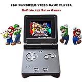 GB Station Licht Junge SP PVP Hand Spielkonsole Klassische Spiele Portable Handheld Spiel Video Player Für Kinder Gaming Spielzeug