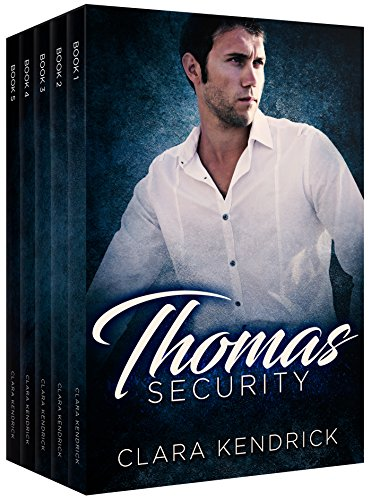 Thomas Security: The Complete 5-Books Private Security Series