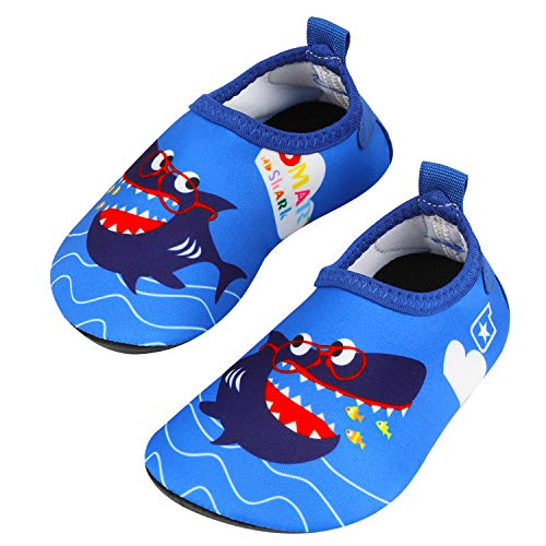 e2939e17 Tagvo Zapatos de Agua Baby Girl Girl, Zapatos de Natación de Calcetines Aqua  Swim Calzados Descalzos para Piscina de Playa