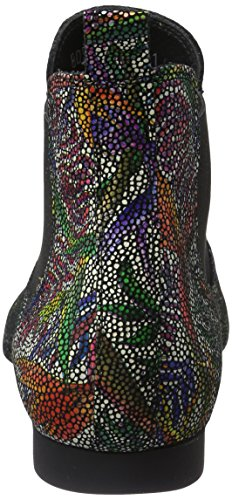 Think! Guad, Bottes Chelsea Femme Multicolore (Sz/Multi 03)