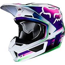 Fox Kids' V1 Gama Helmets, Multi, YL