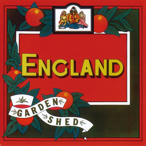 Garden Shed [Limited] England-garden Shed