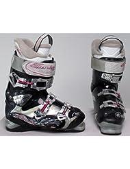 Chaussures de ski occasion Tecnica phnx RT/max noir