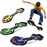 Fantasy Wave Board with Carry Bag and LED Flash (Assorted Color)