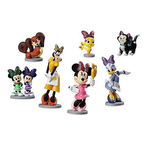 set-de-figuritas-los-cuentos-de-minnie-7-figuritas-estaticas-minnie-daisy-clarabella-fifi-figaro-cuc