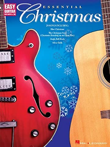 Essential Christmas: Easy Guitar with Notes & Tab (2004-08-01) (Christmas Guitar Tab)