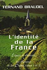L'identité de la France de Fernand Braudel