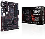 Placa base ASUS PRIME B350-PLUS, AMD AM4 ATX, DDR4, 32 GB / s M.2, HDMI, USB 3.1