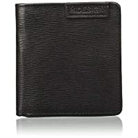 Hidesign Black Men's Wallet (Hidesign Mens Wallet Uranus W3SBRF Black)