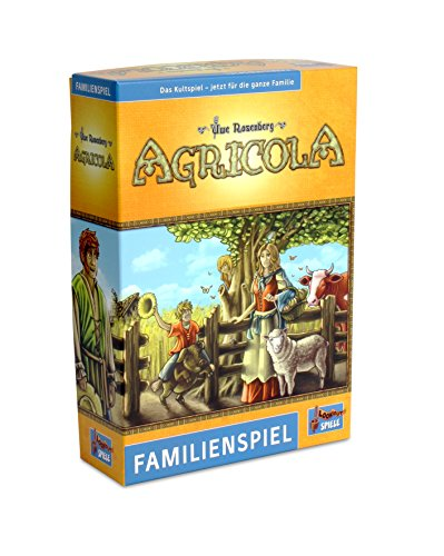 Agricola – Family Edition