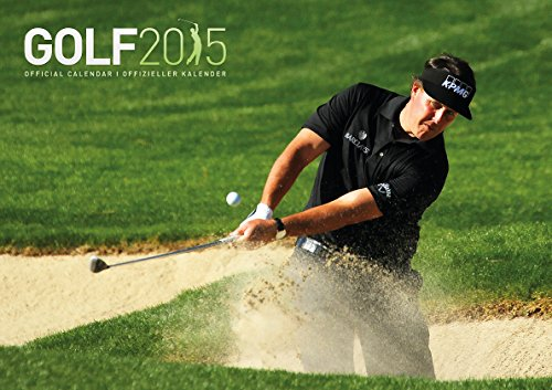 Golf 2015 Calendar PDF Books