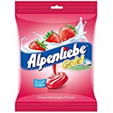 #7: Alpenliebe Gold Candy, Cream Strawberry Flavour, 156.4g (46 pieces)