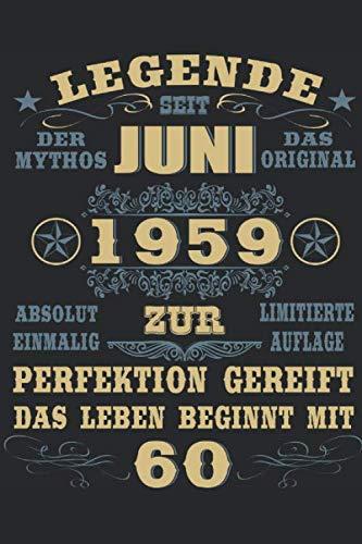 Legende seit Juni 1959: Ein Notizbuch oder Album mit Platz auf 120 Seiten zum Reinschreiben von Erinnerungen, Erlebnissen, Wünschen, Höhepunkten, ... Sprüchen, Gedichten, Fotos, Zeichnungen.