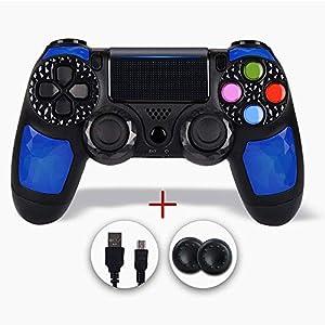 PS4 Controller, Controller Für PS4, Controller PS4, PS4 Controller, Wireless Doubleshock Controller Kompatibel Mit…