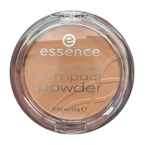 essence Gesichtspuder mattifying compact powder natural beige 01, 12 g (1St)