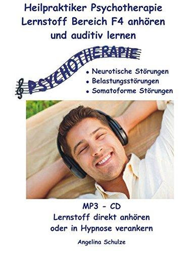 Schulze, A: Heilpraktiker Psychotherapie MP3-CD
