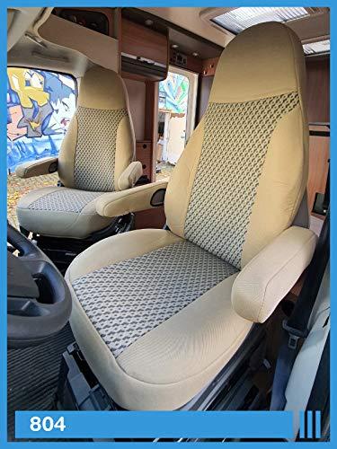 Wohnmobil Sitzbezüge Fahrer & Beifahrer 804