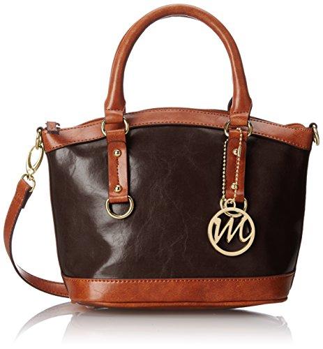 emilie-m-kiley-small-satchel-damen-braun-schultertaschen