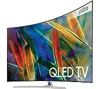 "Samsung QE55Q8CAMT 55"" Smart 4K Ultra HD HDR Curved QLED TV"