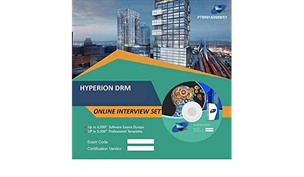 Amazon in: Buy HYPERION DRM Online Interview Video Learning