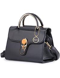 Elprine Unique Design Black Sling Bag For Women