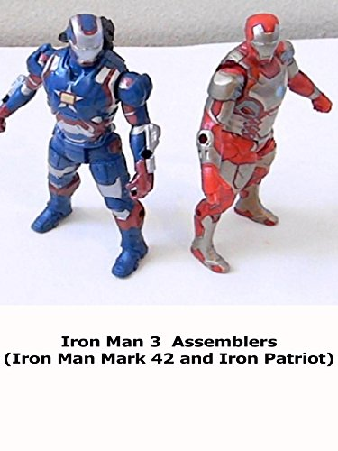 Review: Iron Man 3 Assemblers (Iron Man Mark 42 and Iron Patriot) [OV]