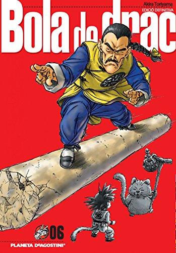 Bola de Drac nº 06/34 (Manga Shonen) por Akira Toriyama