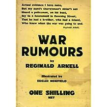 War Rumours