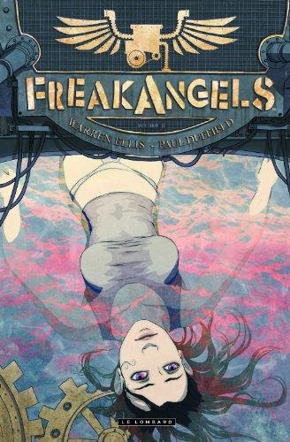 Freakangels - tome 6 - Freakangels 6