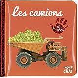 Telecharger Livres Bebe touche a tout Les camions (PDF,EPUB,MOBI) gratuits en Francaise