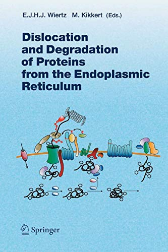 Dislocation and Degradation of Proteins from the Endoplasmic Reticulum (Current Topics in Microbiology and Immunology, Band 300)
