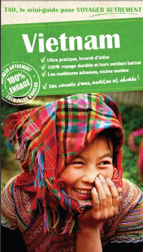 Guide Tao Vietnam par Guillaume Cromer, Magali Chatelain-Florange, Caroline Débonnaire