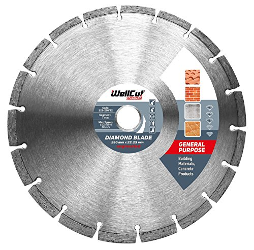 wellcut-standard-disque-diamant-230mm-segments-pour-meuleuse-dangle-universel-bton-et-coupe-de-pierr