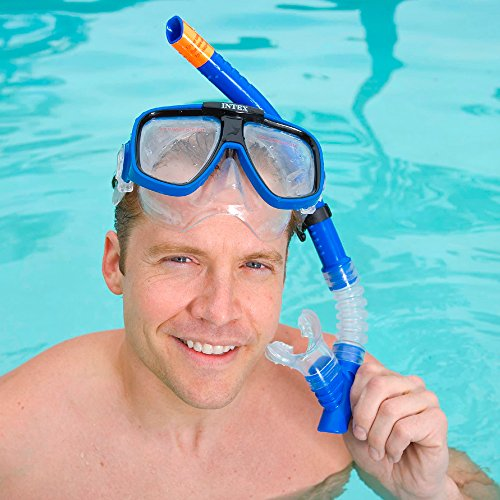 Intex Schnorchel Set Reef Rider Phthalates Free, 55948 -
