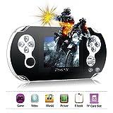 XinXu Console di Gioco Handheld Game Console 566 Giochi Videogiochi Portatili 3.0