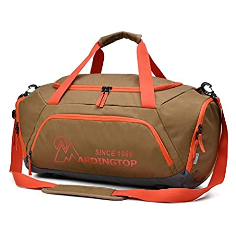 Mardingtop Lightweight Duffel Bag/Travel Luggage/Duffel Weekend Overnight Bags/Gym Bag for